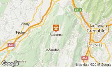 Mapa Autrans Estudio 43568