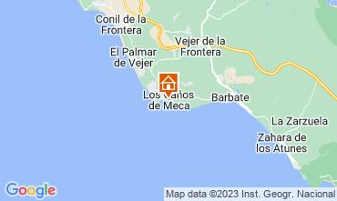 Mapa Cádiz Villa 95006