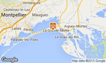 Mapa La Grande Motte Estudio 67260