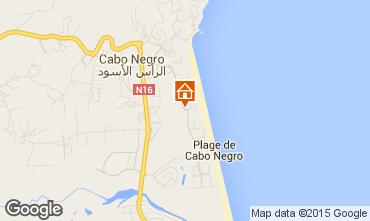 Mapa Cabo Negro Apartamento 57499