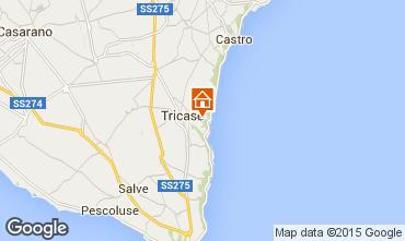 Mapa Tricase Villa 97292