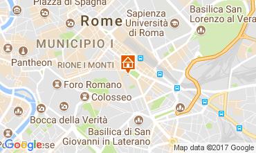Mapa Roma Apartamento 107379
