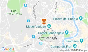 Mapa Roma Apartamento 119077