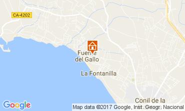 Mapa Conil de la Frontera Villa 103977