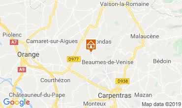 Mapa  Apartamento 119761