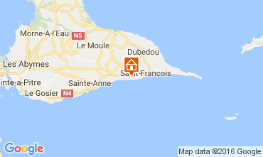 Mapa Saint Francois Estudio 73904