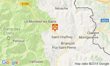 Mapa Serre Chevalier Apartamento 113178