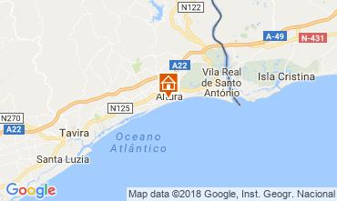 Mapa Altura Apartamento 115348