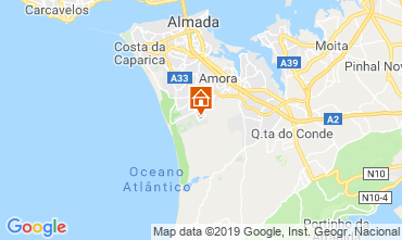 Mapa Lisboa Casa 47227