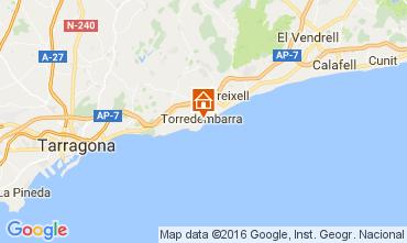 Mapa Torredembarra Estudio 43383