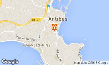 Mapa Antibes Estudio 92566