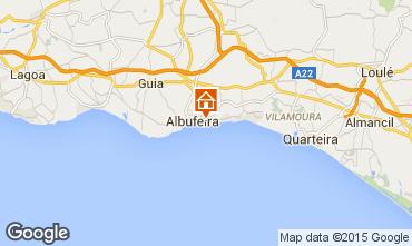 Mapa Albufeira Casa 98350