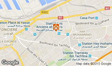 Mapa Casablanca Apartamento 75111