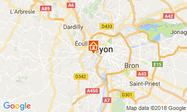 Mapa Lyon Estudio 113606