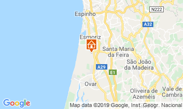 Mapa Oporto Apartamento 29893