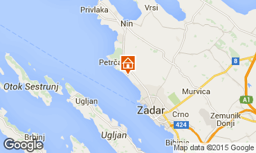 Mapa Zadar Estudio 16348