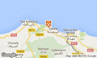 saidia mapa Alquiler vacaciones piscina Saidia saidia mapa