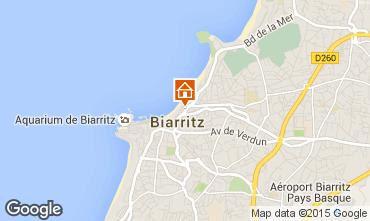 Mapa Biarritz Estudio 93702