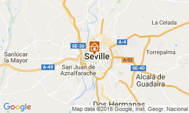Mapa Sevilla Apartamento 106199
