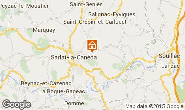 Mapa Sarlat Casa 12405