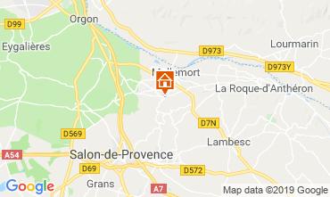 Mapa  Villa 110556