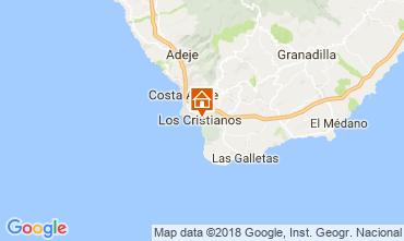 Mapa Los Cristianos Apartamento 115856