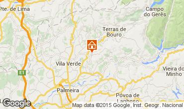 Mapa Braga Villa 101250