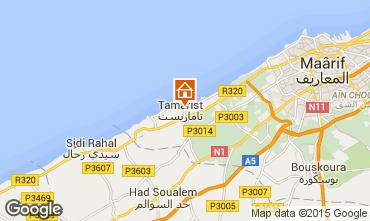 Mapa Casablanca Apartamento 66528