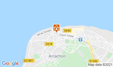 Mapa Arcachon Estudio 98573