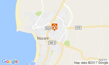 Mapa Nazaré Apartamento 107623