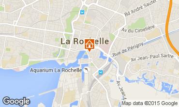 Mapa La Rochelle Apartamento 47024