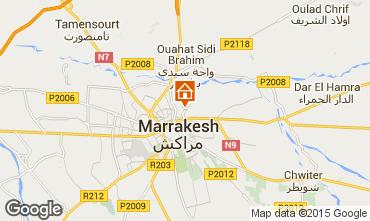 Mapa Marruecos Villa 14094