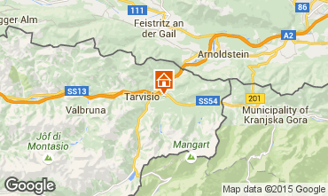 Mapa Tarvisio Estudio 67523
