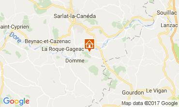 Mapa Domme Casa rural 78613