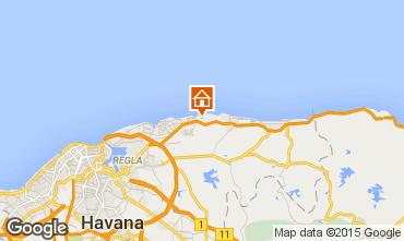 Mapa La Habana Villa 88660