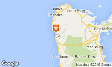 Mapa Pointe Noire Villa 27882