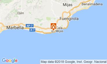 Mapa Mijas Apartamento 115569