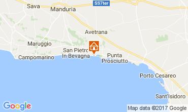 Mapa San Pietro in Bevagna Villa 108970