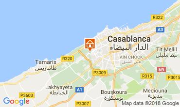 Mapa Casablanca Apartamento 104225