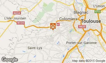 Mapa Tolosa Casa 98566