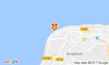 Mapa Arcachon Apartamento 108450