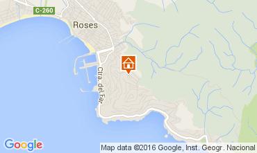 Mapa Rosas Casa 97309