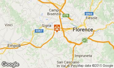 Mapa Florencia Apartamento 14820