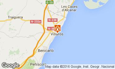 Mapa Vinaroz Apartamento 102797