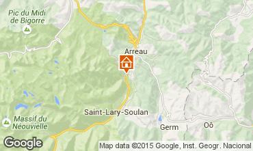 Mapa Saint Lary Soulan Estudio 4404