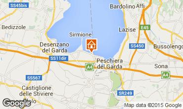 Mapa Sirmione Apartamento 74903