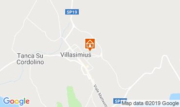 Mapa Villasimius Apartamento 117943