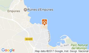 Mapa La Escala Apartamento 93399