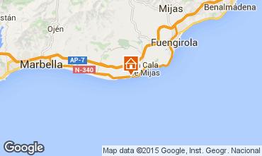 Mapa Marbella Apartamento 9617