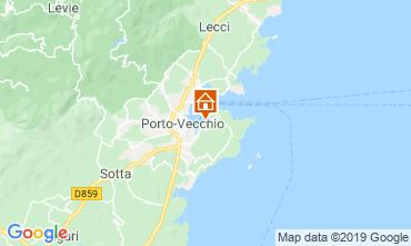 Mapa Porto Vecchio Villa 84149